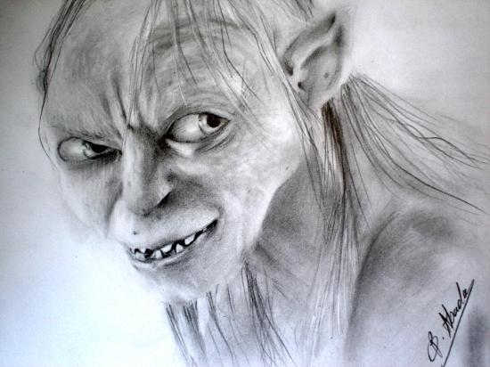 Gollum by brim